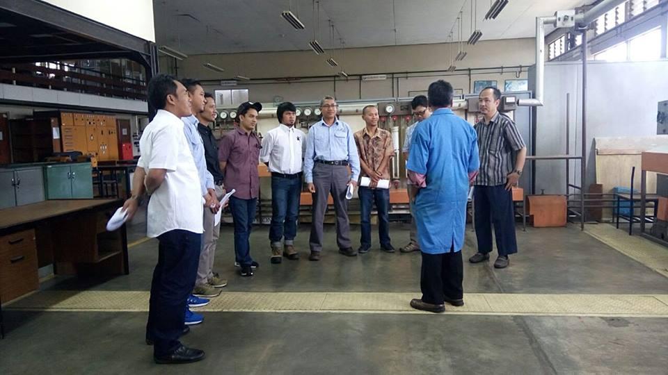 Inhouse Training Operator Boiler Kelas 1  PT. JOB Pertamina Medco Tomori Sulawesi