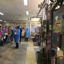 Pelaksanaan Pelatihan K3 Operator Boiler Kelas I dan Kelas II Publik 17 Juli 2017