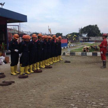 Regu Kebakaran Kelas C & Petugas Kebakaran Kelas D (Fire C + Fire D)