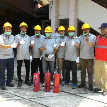 Pelaksanaan Pelatihan Petugas Kebakaran Kelas D 01 s.d 03 Agustus 2017