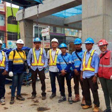 Pelaksanaan Pelatihan Inhouse training juru ikat sertifikasi Kemnakertrans RI untuk PT VSL – Jakarta, 13 – 15 September 2017