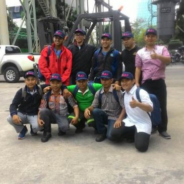 Pelaksanaan Pelatihan K3 Operator Forklift Publik tgl 12 s.d 14 September 2017