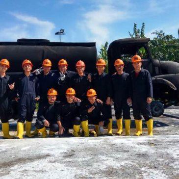 Pelaksanaan Pelatihan Regu Kebakaran Kelas C Publik 13 s.d 18 September 2017