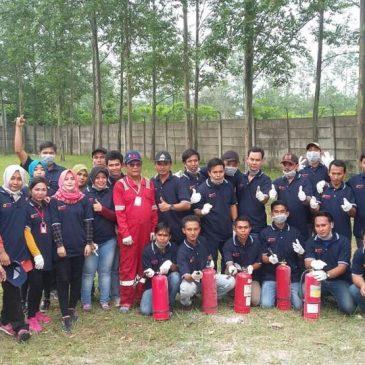 Pelaksanaan Pelatihan Fire D Inhouse PT Freetrend – Tangerang, 31 Oktober s.d 02 November 2017