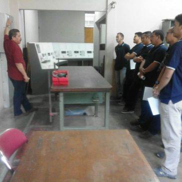 Pelaksanaan Pelatihan K3 Teknisi Listrik Publik, Jakarta 16 s.d 20 Oktober 2017
