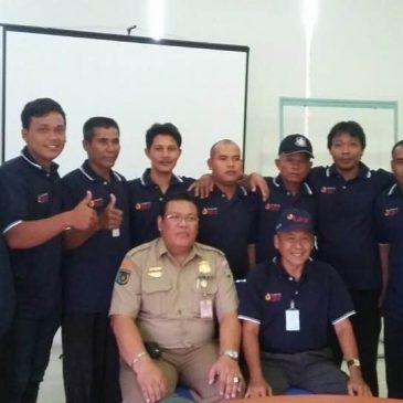 Pelaksanaan Pelatihan Petugas Kebakaran Kelas D Inhouse PT. Mahkota Andalan Sawit Muara Enim-Sumatra Selatan, 18 s.d 20 Oktober 2017
