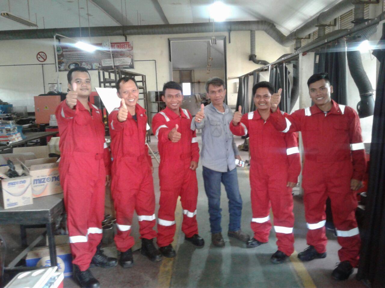 Pelaksanaan Pelatihan K3 Juru Las Smaw Amp Gtaw Publik 22 S
