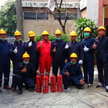 Pelaksanaan Pelatihan Petugas Kebakaran Kelas D (Fire D), 24 s.d 26 Januari 2018 di Jakarta