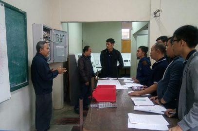 Pelaksanaan Pelatihan K3 Teknisi Listrik Publik, 15 s.d 20 Januari 2018 di Jakarta dan Bandung