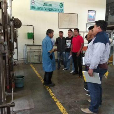 Pelaksanaan Pelatihan K3 Operator Boiler Kelas I dan Kelas II Publik, 19 s.d 24 Februari 2018