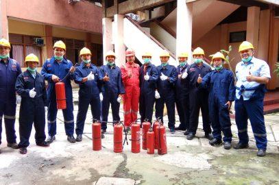 Pelaksanaan Pelatihan Petugas Kebakaran Kelas D (Fire D) Publik, 12 s.d 13 Maret 2018