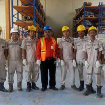 Pelaksanaan Pelatihan Operator Crane PT Clariant Indonesia, 07 s.d 09 Maret 2018