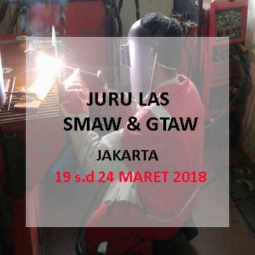 Juru Las SMAW & GTAW