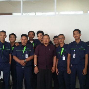 Pelaksanaan Pelatihan Petugas K3 Teknisi Listrik Inhouse PT Airkon Pratama, 30 April s.d 04 Mei 2018