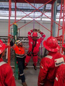 pelatihan tenaga kerja bangunan tinggi tingkat 2
