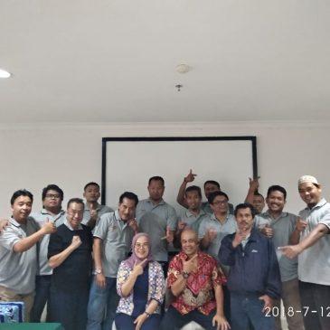Pelaksanaan Pelatihan K3 Diesel Publik, 09 s.d 12 Juli 2018