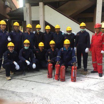 Pelaksanaan Pelatihan Petugas Kebakaran Kelas D (Fire D) Publik, 01 s.d 03 Oktober 2018