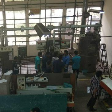 Pelaksanaan Pelatihan K3 Operator Boiler Kelas I dan Kelas II Publik, 08 s.d 13 Oktober 2018