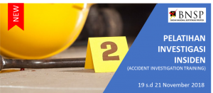 Accident investigation training_confirm running