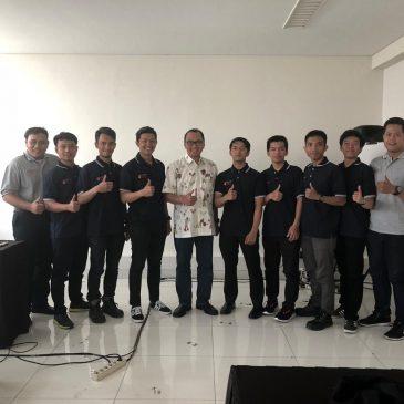 Pelaksanaan Pelatihan Petugas K3 Teknisi Listrik Inhouse PT MRT Jakarta, 08 s.d 12 Oktober 2018