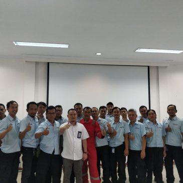 Pelaksanaan Pelatihan Petugas Kebakaran Kelas D (Fire D) Inhouse PT Argha Karya Prima Industry, 05 s.d 06 Desember 2018