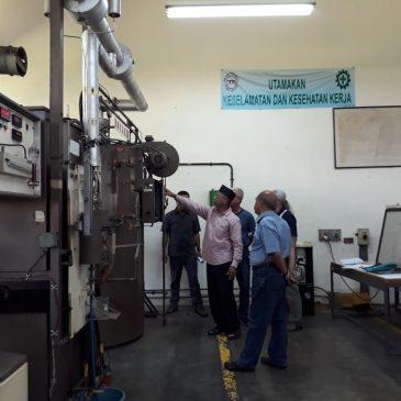 Pelaksanaan Pelatihan K3 Operator Boiler Kelas I Publik, 26 November s.d 01 Desember 2018 Bandung