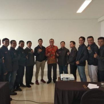Pelaksanaan Pelatihan Ahli K3 Listrik Publik, 19 November s.d 03 Desember 2018
