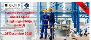 evaluasi penunjukan ahli k3 muda lingkungan kerja (HIMU)