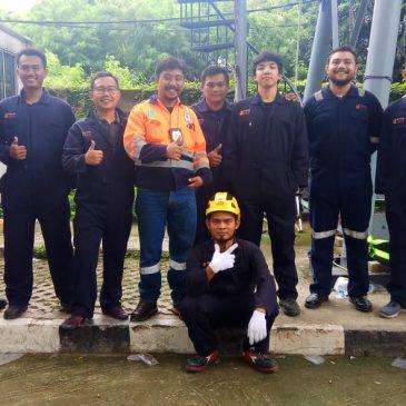 Pelaksanaan Pelatihan Tenaga Kerja Bangunan Tinggi Tingkat 2 Publik, 12 s.d 13 Februari 2019