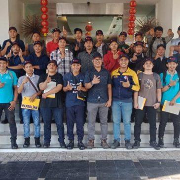 Pelaksanaan Pelatihan K3 Teknis Lift Publik, 11 s.d 16 Februari 2019