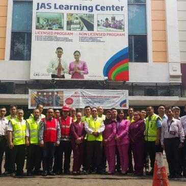 Pelaksanaan Pelatihan K3 Emegency Response Plan. Jakarta, April 2019
