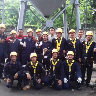 Pelaksanaan Pelatihan Petugas K3 Utama (Confined Space) Publik, 22 s.d 26 April 2019 Jakarta