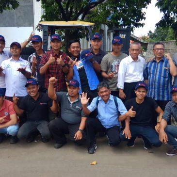 Pelaksanaan Pelatihan K3 Operator Forklift Publik, 23 s.d 25 April 2019 Bekasi