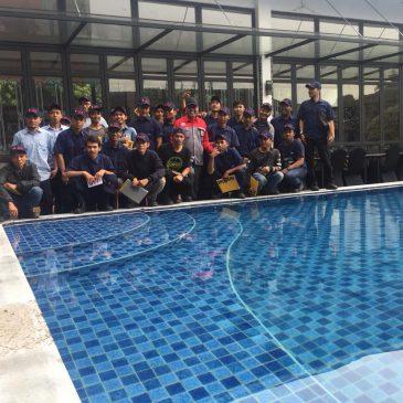 Pelaksanaan Pelatihan K3 Teknis Lift. Jakarta, Mei 2019