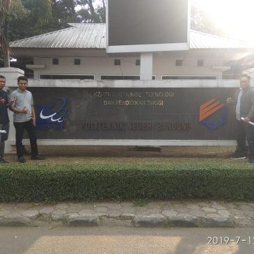 Pelaksanaan Pelatihan Petugas K3 Teknisi Listrik Publik, Jakarta 08-13 Juli 2019.