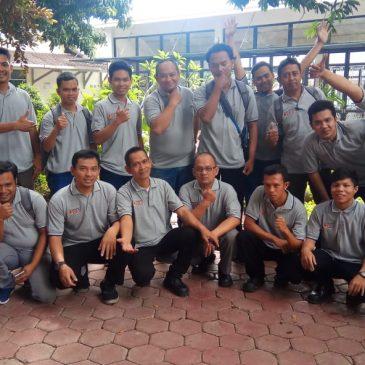 Pelaksanaan Pelatihan K3 Diesel Publik. Jakarta, 16 s.d 19 Juli 2019