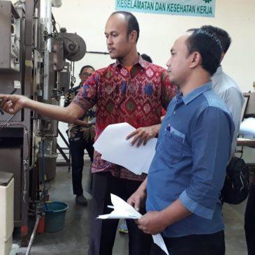 Pelaksanaan Pelatihan K3 Operator Boiler Kelas 1 & 2 Publik. Jakarta, 15-20 Juli 2019