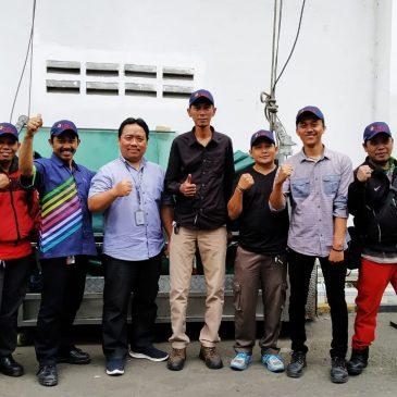 Pelaksanaan Pelatihan K3 Operator Gondola Publik. Jakarta, 18-20 Juli 2019