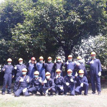 Pelaksanaan Pelatihan Petugas Kebakaran Kelas D (Fire D) Publik. Jakarta, 09-11 Juli 2019