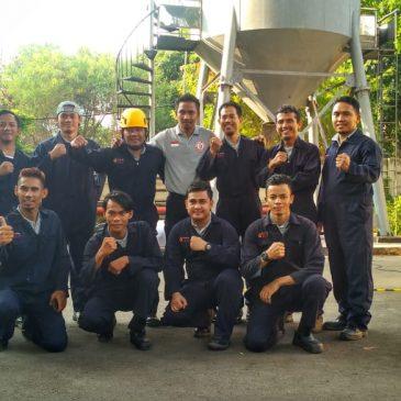 Pelaksanaan Pelatihan Petugas K3 Utama dan Madya Ruang Terbatas (Confined Space) Publik, Jakarta, 29 Juli-02 Agustus 2019