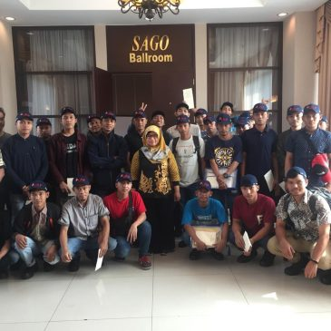 Pelaksanaan Pelatihan K3 Teknis Lift/Elevator. Jakarta, Agustus 2019